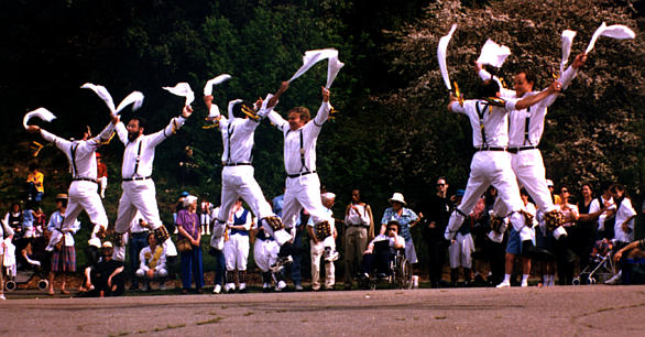 Commonwealth Morris Men