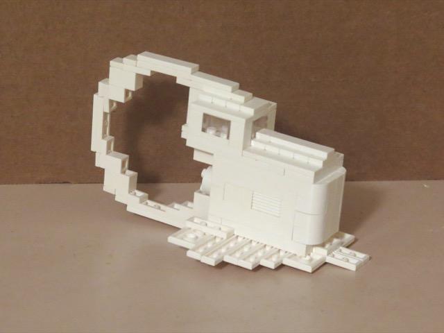 Grasskan ship… Makermodified