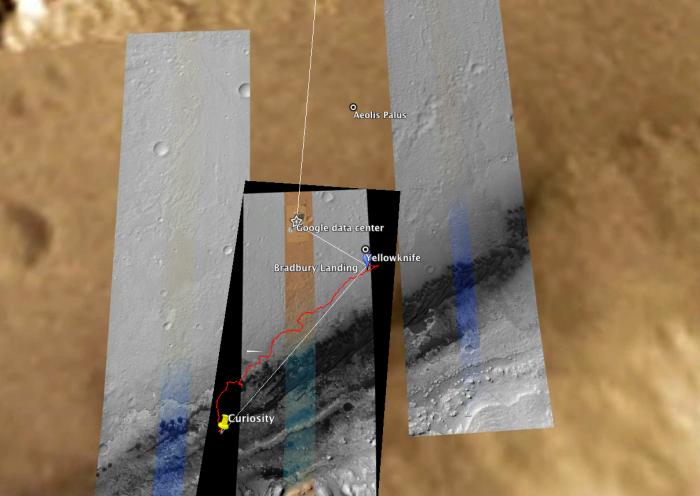 #MarsWalk Day 498, 2893.8km